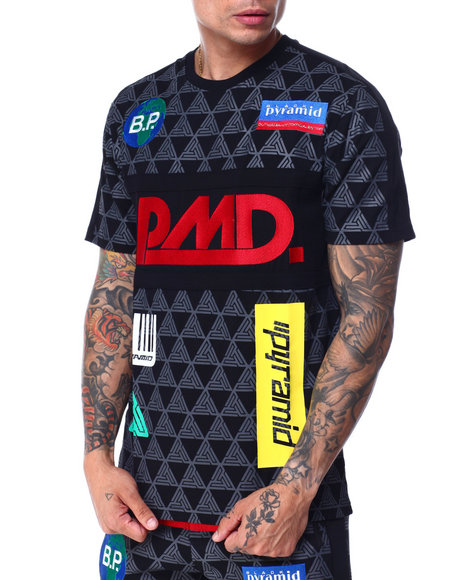 Black Pyramid - Grand Prix Shirt