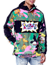 Freeze Max - Rugrats Camo Pullover Jacket-2432240