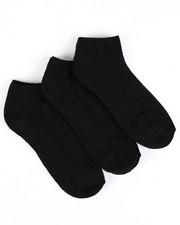 Buyers Picks - Everlast 3 Pk 1/2 Cushion No Show Socks-2432725
