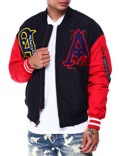 AKOO - akoo flag jacket-2432651