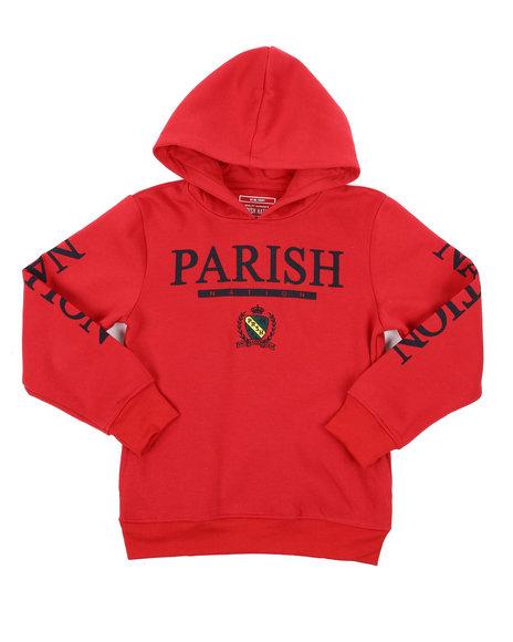 Parish - Fleece Pop Over Hoodie (8-20)