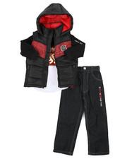 Boys - 3 Pc Vest Set (2T-4T)-2430616