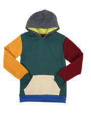 Hoodies - Fashion Fleece Hoodie (8-18)-2429495