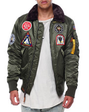 Top Gun - Eagle Nylon Bomber Jacket-2433164