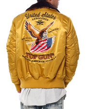 Top Gun - Eagle Nylon Bomber Jacket-2433181