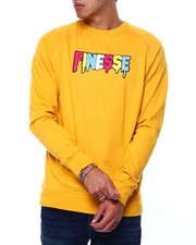Buyers Picks - Finesse Chenille Crewneck Sweatshirt-2433094