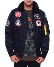 Top Gun - Eagle Nylon Bomber Jacket-2433187