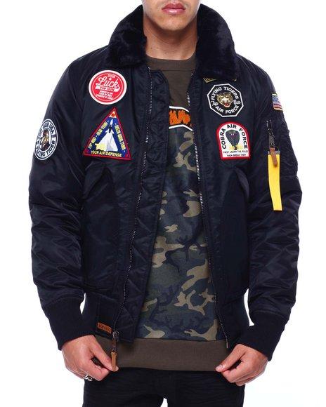 Top Gun - Eagle Nylon Bomber Jacket
