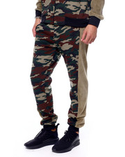 SWITCH - Fur Fleece Jogger Pant-2432774