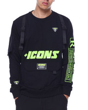 Mens-Winter - Icons Tactical Crewneck Sweatshirt-2432904