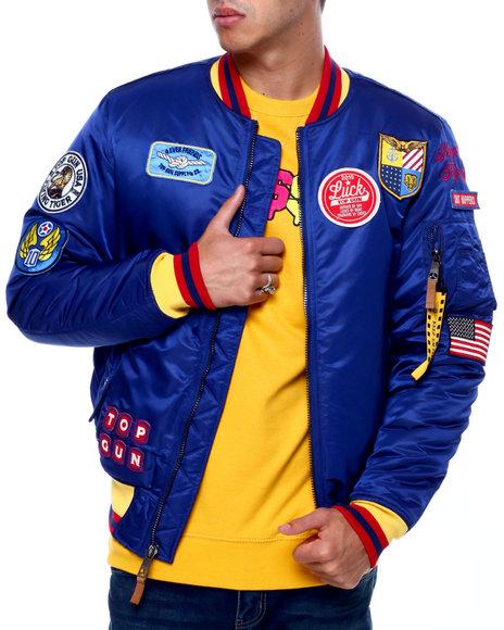 Top Gun - United States Colorblock Aero Corp Jacket