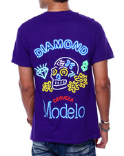 Diamond Supply Co - NEON SIGN TEE-2433053