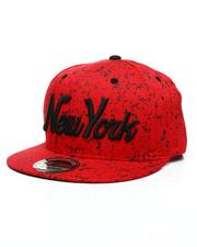 Buyers Picks - New York Paint Splatter Snapback Hat-2432308