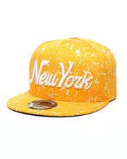 Buyers Picks - New York Paint Splatter Snapback Hat-2432345