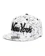 Buyers Picks - New York Paint Splatter Snapback Hat-2432429