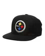 NBA, MLB, NFL Gear - Pittsburgh Steelers Logo Hat-2432679