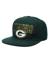 NBA, MLB, NFL Gear - Green Bay Packers Wordmark Hat-2432680