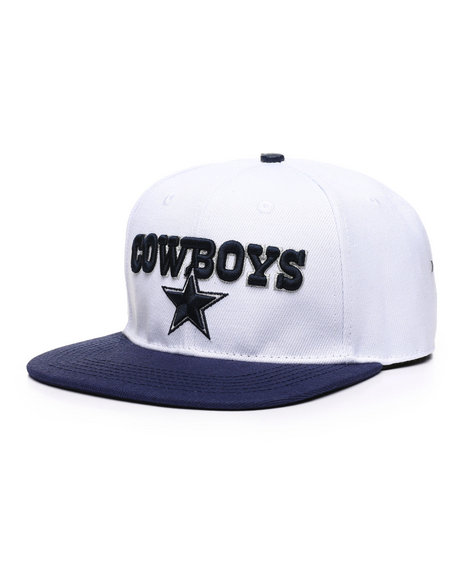 Pro Standard - Dallas Cowboys Wordmark Hat