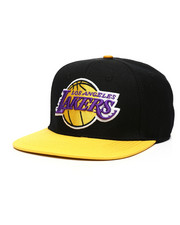 NBA, MLB, NFL Gear - Los Angeles Lakers Logo Hat-2432681