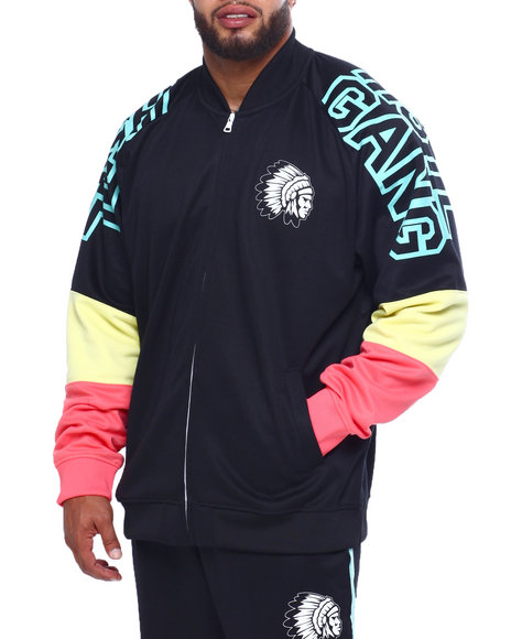 Hustle Gang - Fast Track Jacket (B&T)