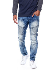 Buyers Picks - Moto Jean w Seam Stiched Leg Detail-2433713