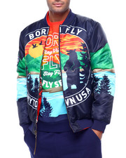 Born Fly - Mountain Reverse Jacket-2434067