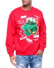 Buyers Picks - Croc Drip Crewneck Sweatshirt-2433838