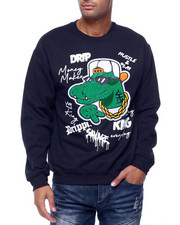 Buyers Picks - Croc Drip Crewneck Sweatshirt-2433844