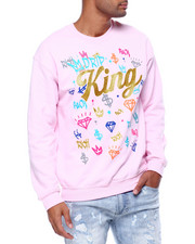Buyers Picks - King Grafitti Crewneck Sweatshirt-2433833