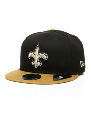 NBA, MLB, NFL Gear - 9Fifty New Orleans Saints Baycik Snapback Hat-2433471