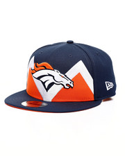 NBA, MLB, NFL Gear - 9Fifty Denver Broncos Draft Snapback Hat-2433503