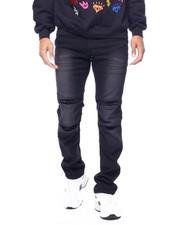 Buyers Picks - Pleat Knee Moto Jean-Black-2433648
