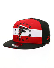 NBA, MLB, NFL Gear - 9Fifty Atlanta Falcons Draft Snapback Hat-2433514