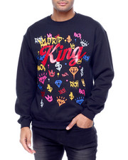 Buyers Picks - King Grafitti Crewneck Sweatshirt-2433827