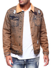 Born Fly - Boonies Denim Jacket-2434073