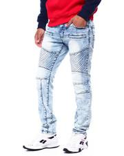 Buyers Picks - Moto Jean w Seam Stiched Leg Detail-2433738