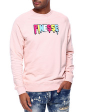 Buyers Picks - Finesse Chenille Crewneck Sweatshirt-2433821