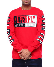 Born Fly - Superfly Ls Tee-2433981