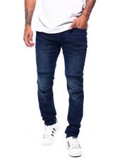 Buyers Picks - Pleat Knee Moto Jean-Deep Indigo-2433902