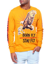 Born Fly - Eagle LS TEE-2433957