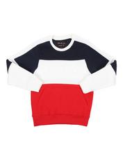 Sweatshirts & Sweaters - Fleece Sweatshirt W/ Embossed Print (8-20)-2432733