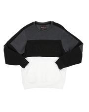 Sweatshirts & Sweaters - Fleece Sweatshirt W/ Embossed Print (8-20)-2432700