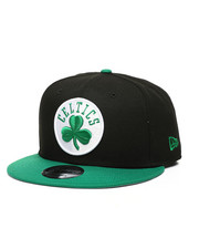 NBA, MLB, NFL Gear - 9Fifty Boston Celtics 2Tone Snapback Hat-2433230