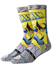 Stance Socks - Stance x Marvel Wolverine Comic Socks (7-5)-2434258
