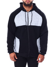 Men - Fleece MT Zip Hoodie (B&T)-2434435