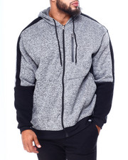 Men - Fleece MT Zip Hoodie (B&T)-2434484