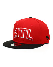 NBA, MLB, NFL Gear - 9Fifty Atlanta Hawks Snapback Hat-2434365