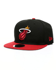 NBA, MLB, NFL Gear - 9Fifty Miami Heat Snapback Hat-2434406