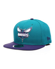 NBA, MLB, NFL Gear - 9Fifty Charlotte Hornets Snapback Hat-2434439