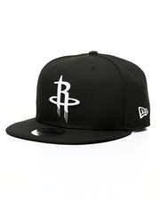 Men - 9Fifty Houston Rockets Basic Snapback Hat-2434338